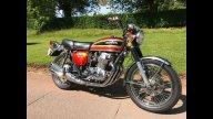 Moto - News: Honda CB 750 Four: i 50 anni del mito