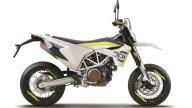 Moto - News: Husqvarna 701 Supermoto ed Enduro my 2019