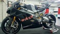 SBK: Aragon: ecco la Ducati V4-R che porterà in pista Davies