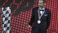 MotoGP: Valentino Rossi al galà Dorna: ecco i miei gioielli!