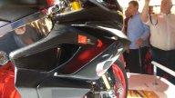 EICMA: Aprilia RS 660 Concept: parola d'ordine, leggerezza