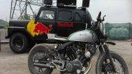 Moto - News: Deus Swank Rally vola in Sardegna