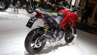 Moto - News: Ducati Multistrada 950, avventura a tutta tecnologia