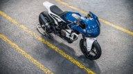 Moto - News: Husqvarna, prove per un futuro bicilindrico