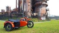Moto - News: Ural cT Concept, il sidecar elettrico
