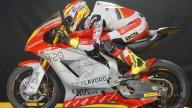 Moto2: MV Agusta si fa scolpire dal vento