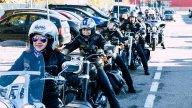 Moto - News: Harley-Davidson National Winter Rally: un V-Twin sotto l'albero