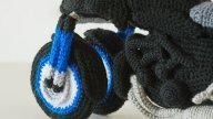 Moto - News: Yamaha, i segreti della Niken… all'uncinetto