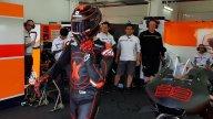 MotoGP: La prima volta di Lorenzo in Honda: le foto mai viste
