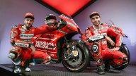 Moto - News: MotoGP, Ducati presenta il team e la Desmosedici GP 2019