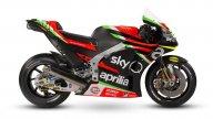 MotoGP: Svelata la Aprilia RS-GP 2019 di Iannone ed Espargarò