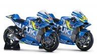 MotoGP: Tutte le foto della Suzuki GSX-RR 2019 di Rins e Mir