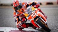 """MotoGP: Marquez: """"Avevo bisogno di toccare il gomito a terra!"""""""