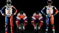 MotoGP: Colori da Lamborghini per le Ducati Pramac di Bagnaia e Miler