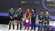 Moto2: Sky Racing Team VR46: le foto della presentazione