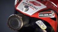 MotoGP: LCR svela i colori delle moto di Crutchlow e Nakagami per il 2019