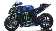 Moto - News: MotoGP 2019, ecco la Yamaha M1 di Rossi e Vinales