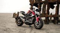"""Moto - News: Zero SR/F: la streetfighter elettrica """"iperconnessa"""""""