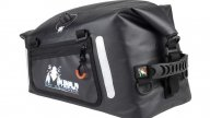 """News Prodotto: Amphibious Tankbag: la borsa da serbatoio... """"gommosa"""""""