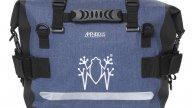 Moto - News: Amphibious Motobag II: la coppia di borse laterali pronta a tutto