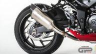 Test: Suzuki GSX-S 750 Yugen Carbon, una nuda vestita bene
