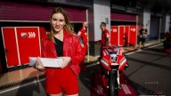 MotoGP: Le Umbrella Girl del GP del Qatar
