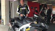 MotoGP: Massimo Rivola e Max Biaggi nuova coppia Aprilia in Texas