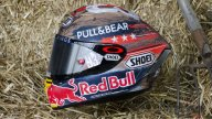 News: Marc Marquez Rodeo ninety three, il casco