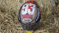News: Marc Marquez Rodeo ninety three, il casco