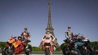 MotoGP: Arte e ballerine: Parigi conquista la MotoGP