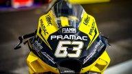 MotoGP: Le Ducati Pramac corrono al Mugello griffate da Lamborghini