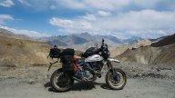News: La Ducati Scrambler che ha fatto il giro del mondo con Henry Crew