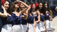 MotoGP: Le Umbrella girl del Gran Premio di Spagna
