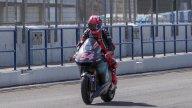 Moto2: Pasini debutta sulla Kalex del team Petronas nei test di Jerez