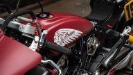 Moto - News: Appaloosa, una dragster da 130 CV per i cent'anni di Indian Scout