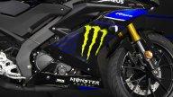 Moto - News: Yamaha: arriva la YZF-R125 Monster Energy 2019