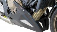 Moto - News: Powerbronze per Honda CB650R: accessori per tutti i gusti