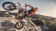 Moto - News: KTM presenta la gamma Enduro 2020