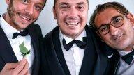 MotoGP: Valentino Rossi Deejay al matrimonio di Uccio
