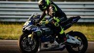 MotoGP: Valentino Rossi in pista a Misano per allontanare il ritiro