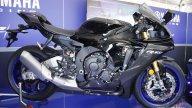 News Prodotto: La Yamaha lancia la nuova YZF R1M e R1 2020 a Laguna Seca