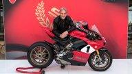 Moto - News: Ducati, ecco la Panigale V4 25° Anniversario 916