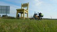 Moto - News: Honda Monkey 125: da Reggio Calabria a Roma... Passando per Capo Nord
