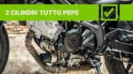 Moto - Test: Suzuki SV650 X-Ter, pro e contro