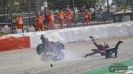 MotoGP: ULTIM'ORA. Nessun danno per Dovizioso, tornerà in Italia domani