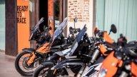 : KTM Orange Juice: San Marino si tinge di arancione