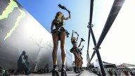MotoGP: Le ombrelline del GP di Brno