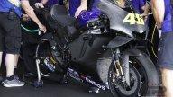 MotoGP: Ecco la Yamaha 2020 per Valentino Rossi in pista nei test di Brno!