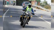 Moto - News: Triumph Tiger 2020, le prime foto-spia