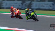 MotoGP: Caos Rossi e Marquez in qualifica: ecco il video dell'episodio